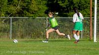 5214 Girls JV Soccer v NW-School 100814