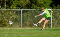 5217 Girls JV Soccer v NW-School 100814