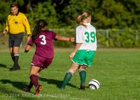 5238 Girls JV Soccer v NW-School 100814