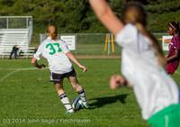 5251 Girls JV Soccer v NW-School 100814