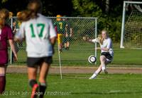 5268 Girls JV Soccer v NW-School 100814
