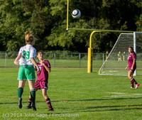 5308 Girls JV Soccer v NW-School 100814