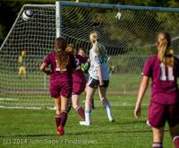 5324 Girls JV Soccer v NW-School 100814