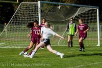 5340 Girls JV Soccer v NW-School 100814