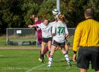 5349 Girls JV Soccer v NW-School 100814