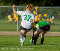5388 Girls JV Soccer v NW-School 100814
