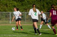 5399 Girls JV Soccer v NW-School 100814