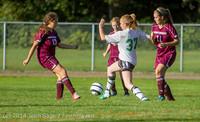 5465 Girls JV Soccer v NW-School 100814