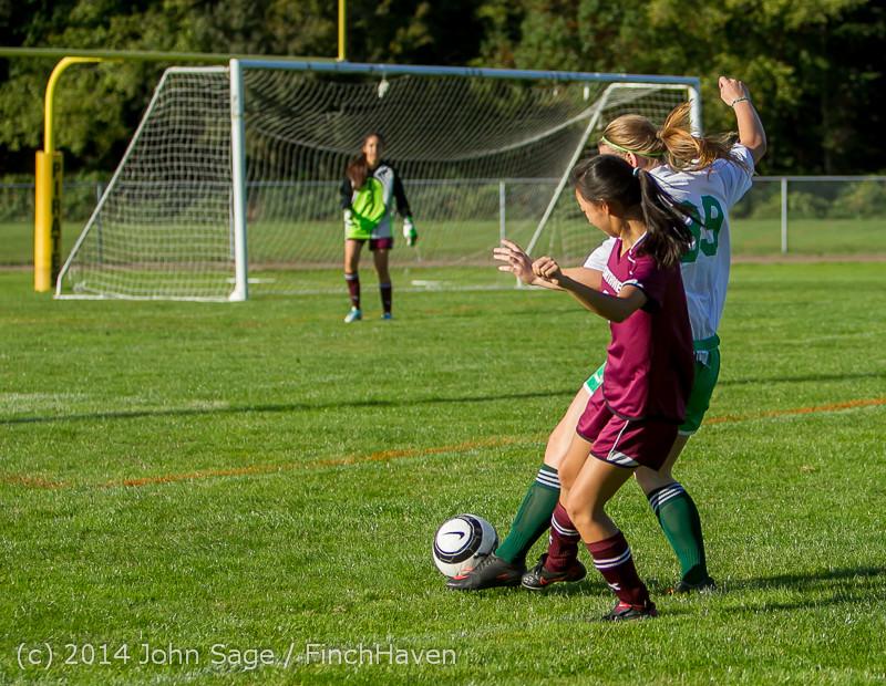 5516 Girls JV Soccer v NW-School 100814