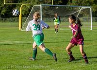 5519 Girls JV Soccer v NW-School 100814