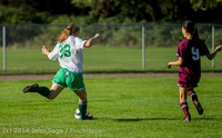 5533 Girls JV Soccer v NW-School 100814