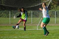 5578 Girls JV Soccer v NW-School 100814