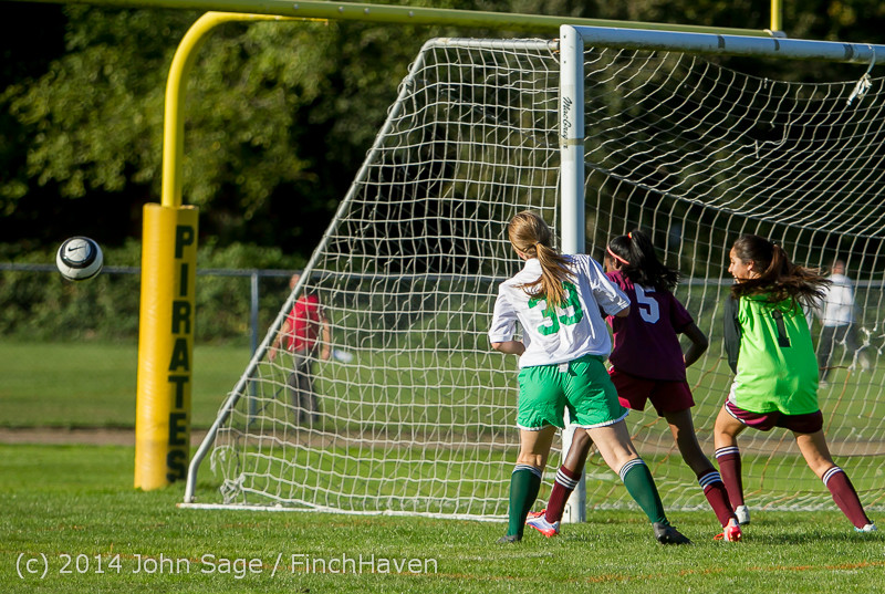 5598 Girls JV Soccer v NW-School 100814