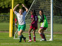 5602 Girls JV Soccer v NW-School 100814
