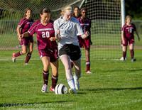 5626 Girls JV Soccer v NW-School 100814
