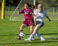 5633 Girls JV Soccer v NW-School 100814