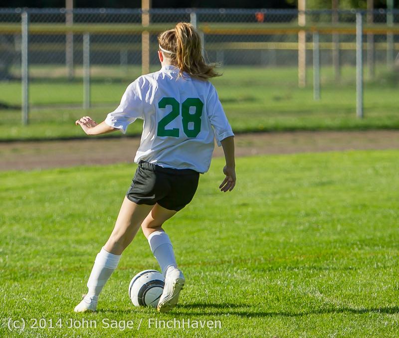 5637 Girls JV Soccer v NW-School 100814