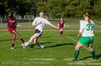 5650 Girls JV Soccer v NW-School 100814