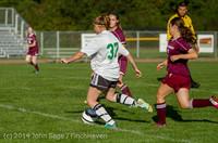 5654 Girls JV Soccer v NW-School 100814