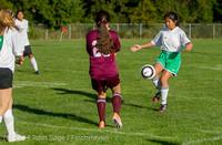 5670 Girls JV Soccer v NW-School 100814