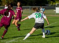 5705 Girls JV Soccer v NW-School 100814