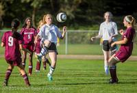 5721 Girls JV Soccer v NW-School 100814