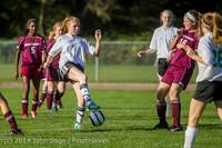 5723 Girls JV Soccer v NW-School 100814