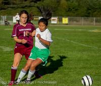 5739 Girls JV Soccer v NW-School 100814