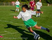 5749 Girls JV Soccer v NW-School 100814