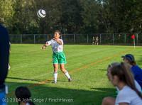 5756 Girls JV Soccer v NW-School 100814