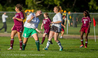5781 Girls JV Soccer v NW-School 100814