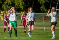 5793 Girls JV Soccer v NW-School 100814