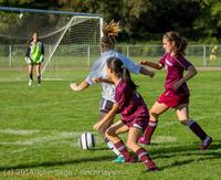 5818 Girls JV Soccer v NW-School 100814
