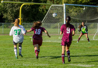 5828 Girls JV Soccer v NW-School 100814