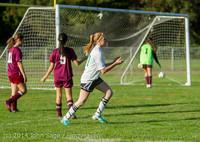5843 Girls JV Soccer v NW-School 100814