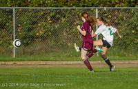 5994 Girls JV Soccer v NW-School 100814