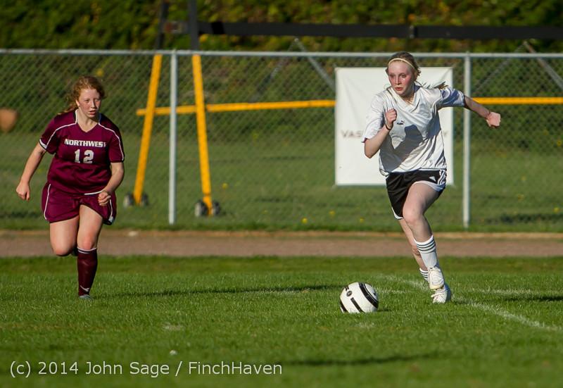 5995 Girls JV Soccer v NW-School 100814