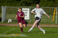 6000 Girls JV Soccer v NW-School 100814