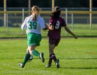 6009 Girls JV Soccer v NW-School 100814