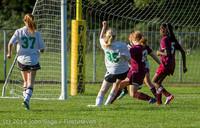 6044 Girls JV Soccer v NW-School 100814