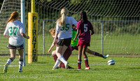 6048 Girls JV Soccer v NW-School 100814