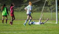 6070 Girls JV Soccer v NW-School 100814