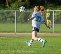 6115 Girls JV Soccer v NW-School 100814