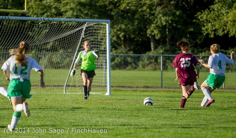 6243 Girls JV Soccer v NW-School 100814