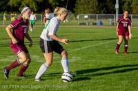 6295 Girls JV Soccer v NW-School 100814