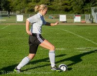 6305 Girls JV Soccer v NW-School 100814