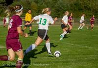 6310 Girls JV Soccer v NW-School 100814