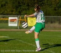 6334 Girls JV Soccer v NW-School 100814