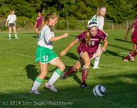 6384 Girls JV Soccer v NW-School 100814