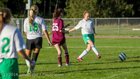 6400 Girls JV Soccer v NW-School 100814